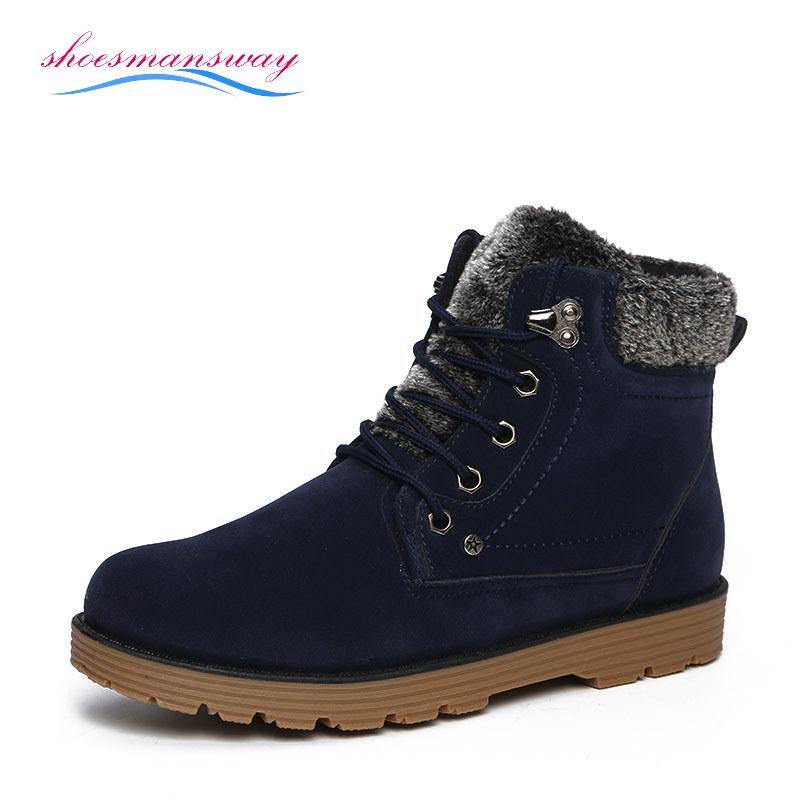 Zapatos de invierno para hombre u6GHuO11i