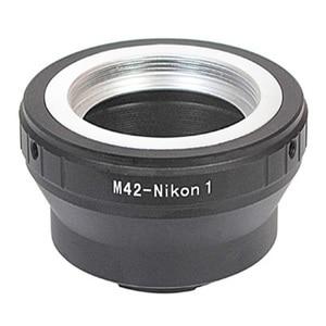 Image 3 - Foleto M42 Lens Adapter Ring M42 Screw Mount Lens Adapter to for sony NEX fujifilm FX sumsung NX nikon N1 dslr camera a7 j1 nx10