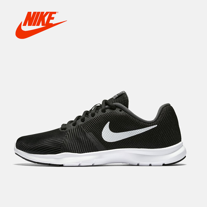 Footwear Winter Athletic Nike Shoes 2018 Original NIKE FLEX BIJOUX Womens Running Shoes Women Sport Shoes Outdoor Jogging Shoes