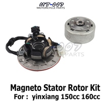 Magneto Stator Rotor Kit Without Light FOR Chinese YX 150cc 160cc Engine Pit Dirt Bike PitsterPro Stomp Thumpstar SDG GPX