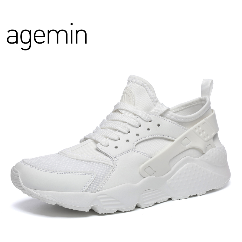 Aegmin Summer New Big size Air Mesh heren casual schoenen Comfortabel - Herenschoenen - Foto 4