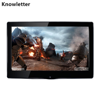 13.3'' Widescreen 1920X1080 IPS LED Panel Full HD 1080P Monitor Support HDMI for XBox PS4 WiiU Game Console /Raspberry Pi 1