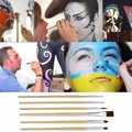 IMAGIC   Body painting paint brush painting face paint brush set 6pcs