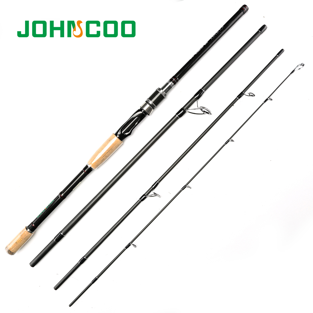 Spinning rod 3m carbon fishing rod 4 for Light fishing rods