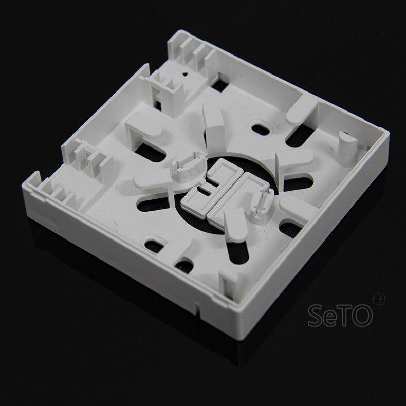 SeTo 86 Тип 2 порта настенное крепление SC волоконная оконечная коробка
