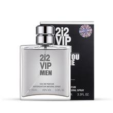 100ml Men Perfumed Sandalwood Fragrance for Charming Male Parfum Fresh Long Lasting Fragrance Spray Bottle