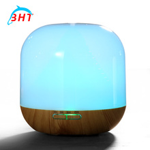 2016 Portable Essential Oil Diffuser Ultrasonic Air humidifier LED Night Light Electric Aromatherapy Mist Maker Purifier