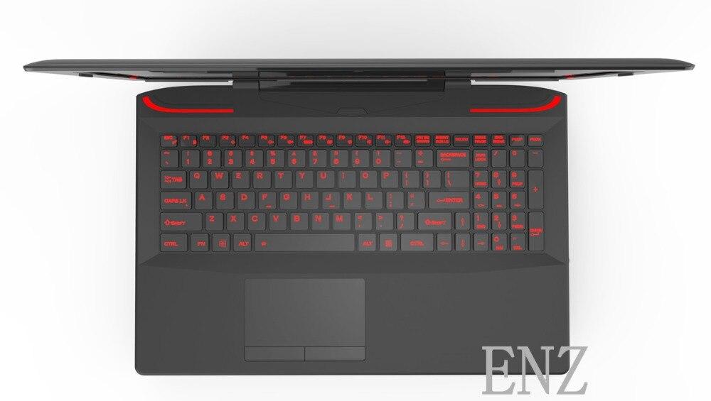 "ENZ Gaming laptops Intel Core i7 6700HQ AMD RX560 15.6"" IPS FHD 1920*1080 Notebooks 8GB RAM"