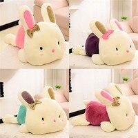 Plush Toy Kawaii Rabbit Doll POP Anime Cute Soft Filling PP Cotton 1 Pcs Movie TV