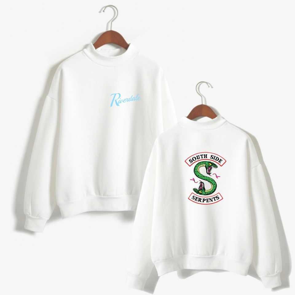 women Spring autumn sweatshirts clothes riverdale hoodie women serpent southside sweatshits fashion casual clothing
