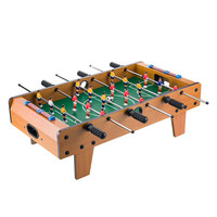 Table Soccer Board Game Table Foosball Set Football Bar Entertainment Children Home Parent Toy Gift Game 50*25*15.5cm