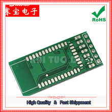 HC-05 Bluetooth serial module Wireless Transparent module (master-slave) PCB board(China)
