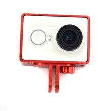 WLJIAYANG CNC Alumínio Caso Moldura Protetora para Xiaomi Yi Câmera de Ação de Esportes
