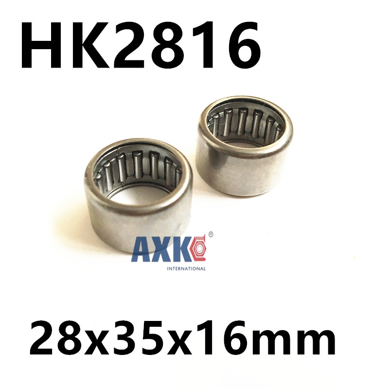 Free shipping  HK2816 47941/28mm needle roller bearing 28x35x16mm +whosale and retail draw cup bearing