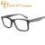IVSTA Artesanal Acetato armações De Madeira Escova de Madeira Óculos de miopia natureza Moda Retro Cat Eye óculos mulheres 3277