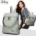 2016 NEW Fashion Backpack Retro And Vintage Backpack Students School Bag Female Women Backpack Leather Women Casual Style