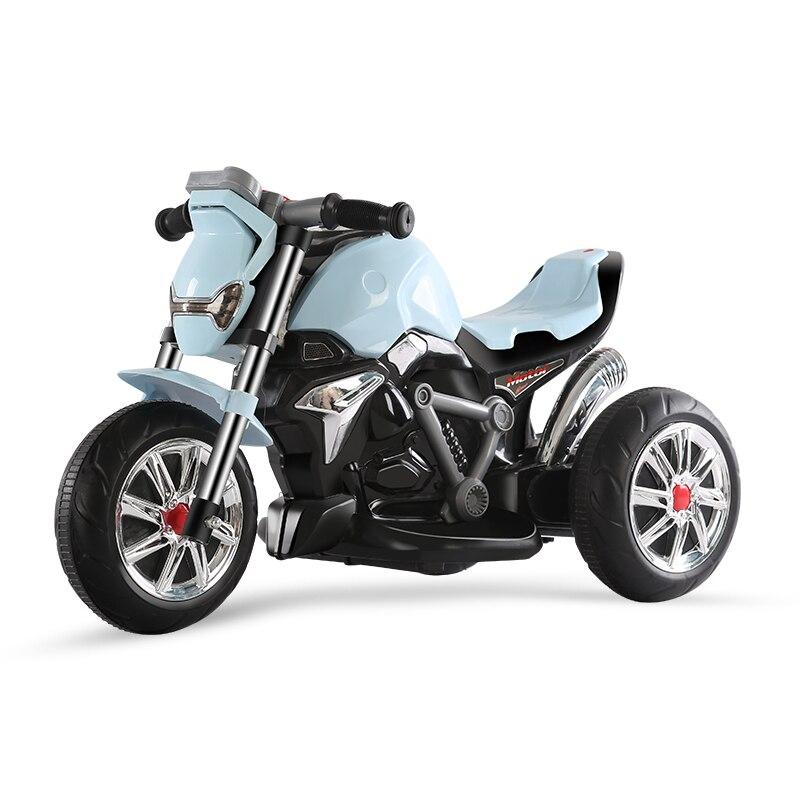 Samochód elektryczny dla dzieci jeździć na dzieci jazdy pojazdu trójkołowego pojazdu maluch dzieci w wieku 1 3 5 lat na świeżym powietrzu zabawki dla dzieci dziewczyny chłopcy prezent w Samochody dla dzieci od Zabawki i hobby na  Grupa 1