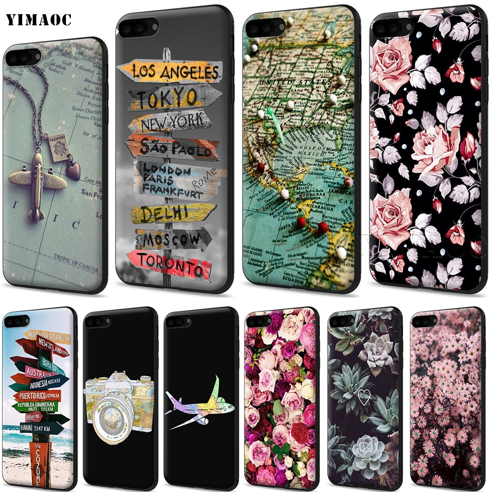 9e9b328a64fd42 Detail Feedback Questions about YIMAOC Wanderlust Map Travel Silicone Soft  Case for iPhone XS Max XR X 8 7 6 6S Plus 5 5S SE on Aliexpress.com |  alibaba ...