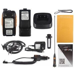 Image 5 - 2pcs 3800mAh סוללה Baofeng GT 3TP סימן III 8W Dual Band V/UHF חם דו דרך רדיו מכשיר קשר