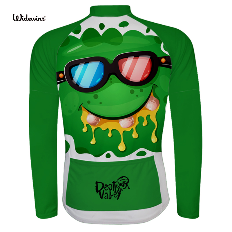 2019 long sleeve cycling jerseys MTB bicycle tights Bicicleta mountain bike clothing Smiling face of the sun 6556 in Cycling Jerseys from Sports Entertainment