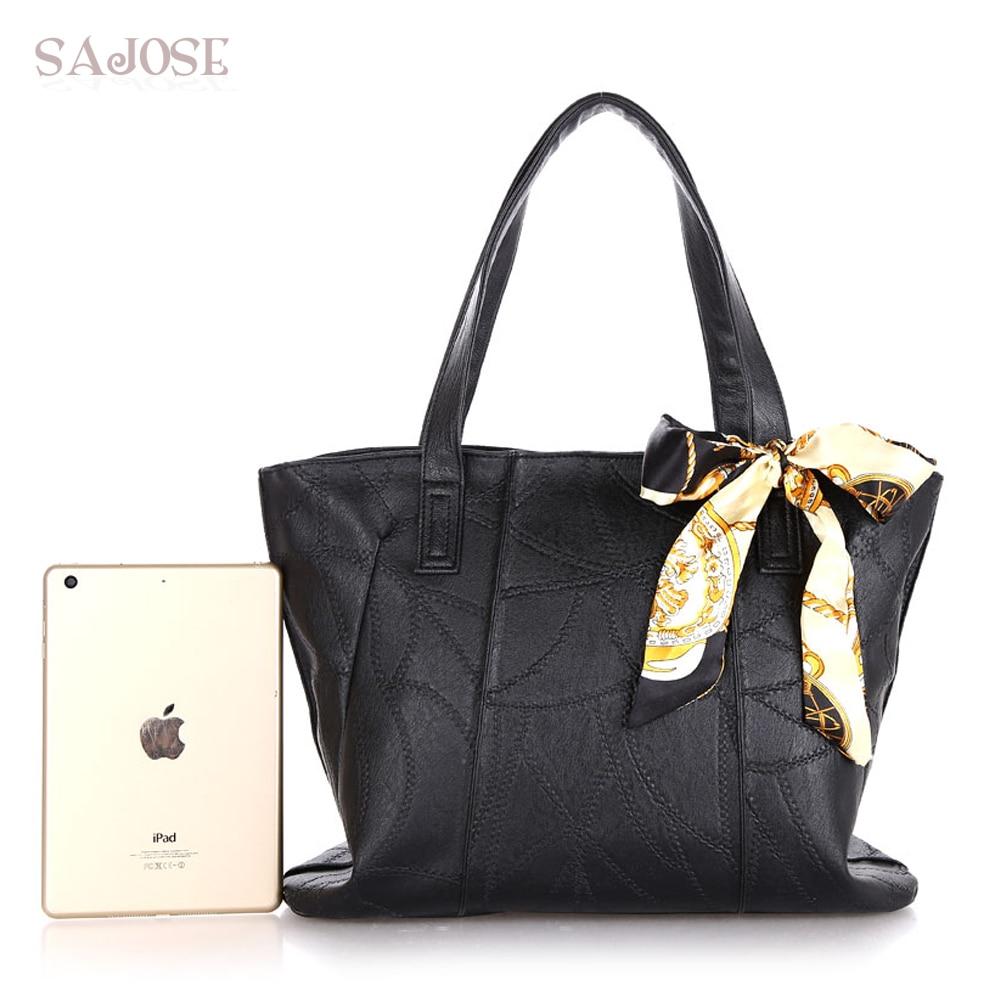 Damen Taschen PU Leder Mode Handtaschen Damen Schulter Messenger Tote - Handtaschen - Foto 5