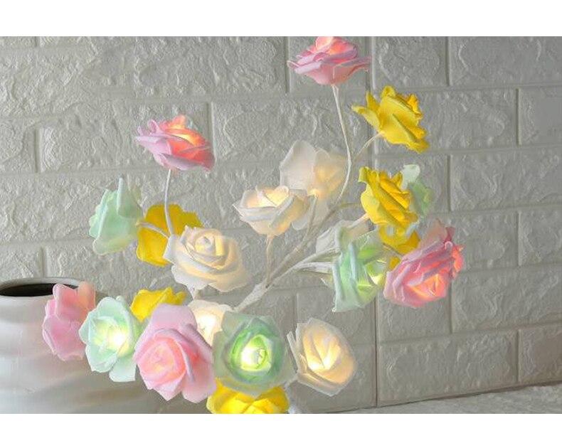 Rose Tree Lamp