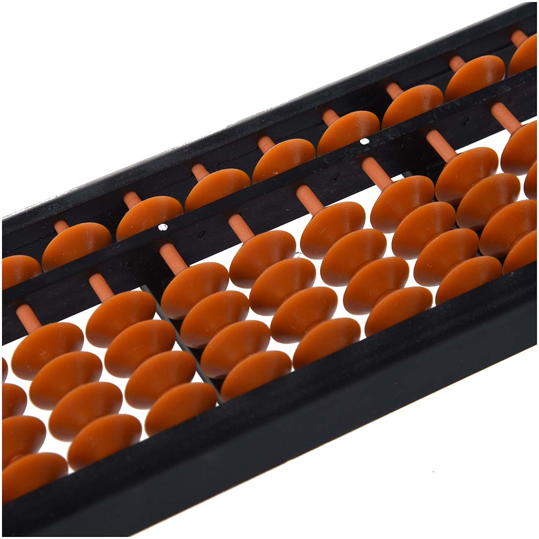 17 Digits 5 Beads ABS Abacus Soroban Beads Column Kid Learning Aids Tool Math Toy Business Abacus Educational Toys Gifts