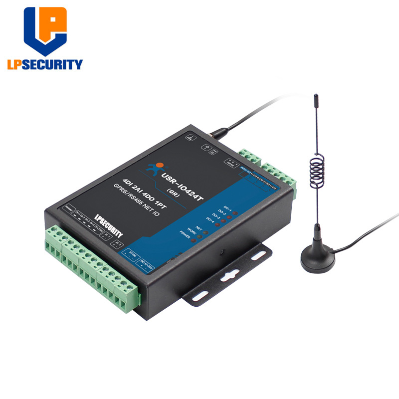 Energisch Lpsecurity 4 Weg Netzwerk Io Controller Rs485 Wifi/ethernet Relais Schalter Modbus Tcp/rtu Protokoll Unterstützung Usr Wolke
