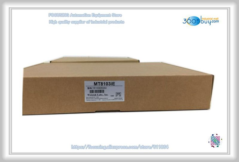 все цены на Orignal new in box for touch panel MT8103iE HMI in 1024x600 Ethernet support WiFi онлайн