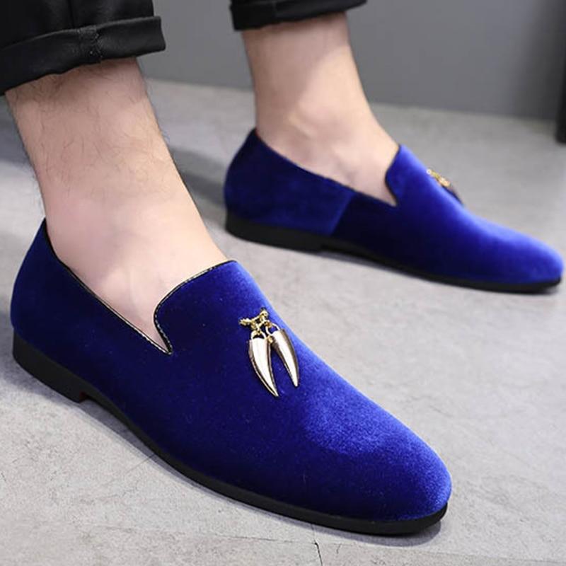 Mocasines para hombres zapatos del barco tamaño grande UE 37-48 faux suede masaje social masculina moda de cuero para hombre zapatos 2018 nuevo