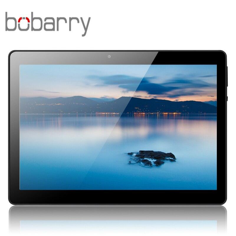 10.1 pouces Android 7.0 Quad Core 2 GB RAM double sim WiFi FM 1280X800 IPS Tablette intégrée tablettes PC
