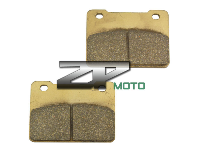 Organic Kevlar Brake Pads Fits KYMCO Xciting 400i 2012 Front OEM New High Quality sonorous pl 2200 стойка для телевизора до 40 black