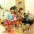 106 unids mini ladrillos enlighten educativos magnética juguete de diseño cuadrado triángulo diy magnética bloques de construcción de juguetes para los niños
