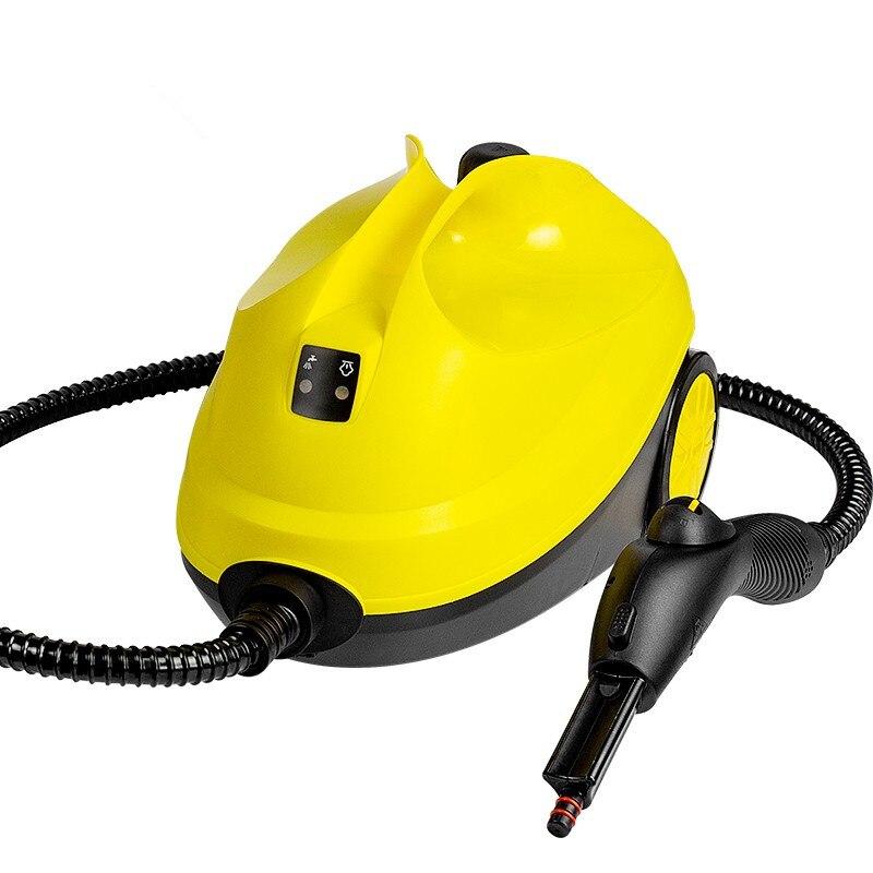 Бытовой пароочиститель высокого давления мульти-функция Автомойка дезинфекция кондиционер диапазон очистки капота