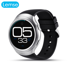 X3 Plus Bluetooth Smart Uhr 1 GB + 8 GB Android 5.1 MTK6580 Quad Core Smartwatch Uhr Für iOS Android-Handy