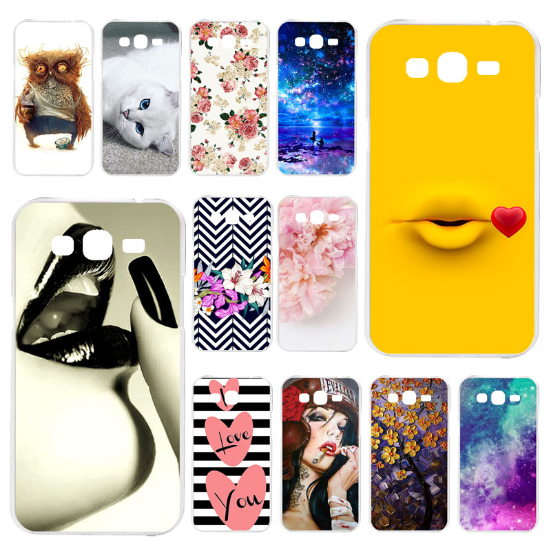 TAOYUNXI Luxury Soft TPU Case for Samsung Galaxy Grand 2 Duos G7106 G7108 G7109 G7102 Case Silicone Phone Cover Bags Bumper image