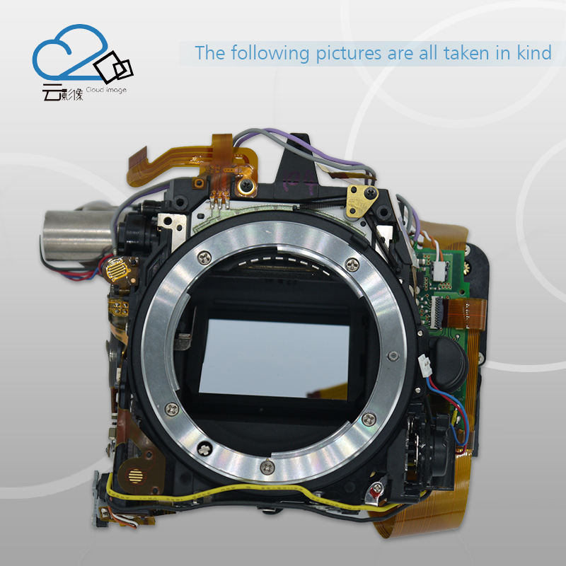 Free shipping!D750 small body mirror box with shutter aperture for Nikon Digital Camera Repair Parts free shipping d5300 rear back cover shell for nikon d5300 with key buttons fpc flex cable camera repair parts
