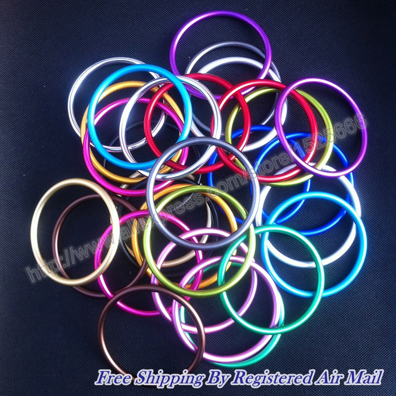 20pcs/10pairs 3inch Top Quality Sling Ring In Stock
