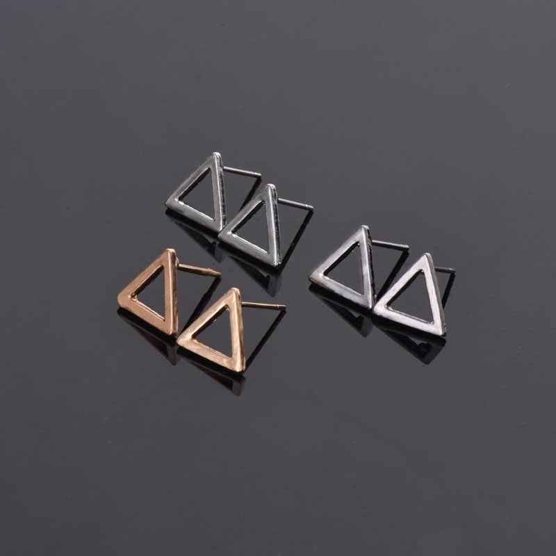 2018 verkauf Ohrringe Ein Paar Tiny Bar Modische Ohrringe Nette Ohrring Für Frauen Ohr Ringe Modeschmuck Großhandel E0178