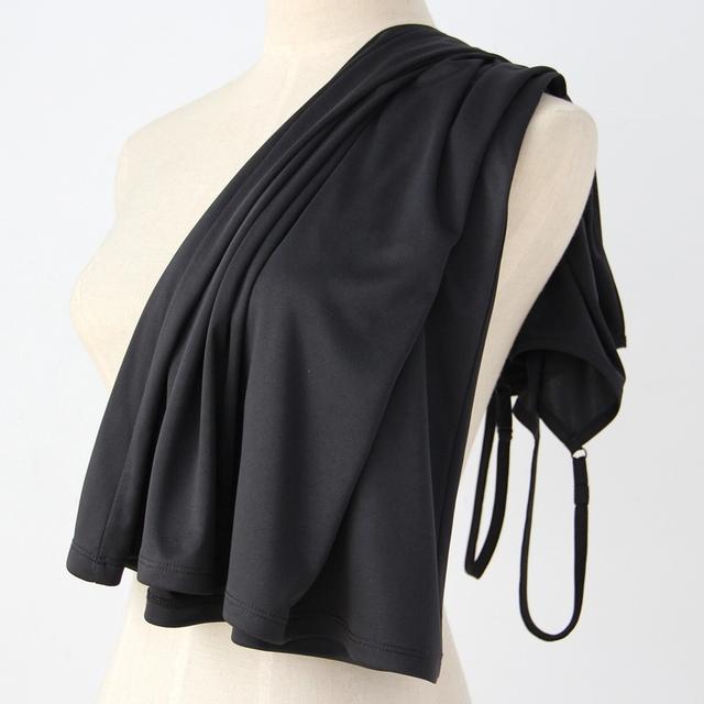 Medium Long Spaghetti strap full slip Summer basic plus size soft solid underskirt