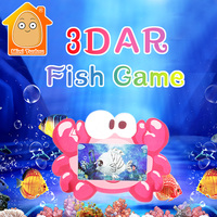 Minitudou Augmented Reality Toys AR Card 4D Box Math Learning Education Coloring Painting Games Toys For