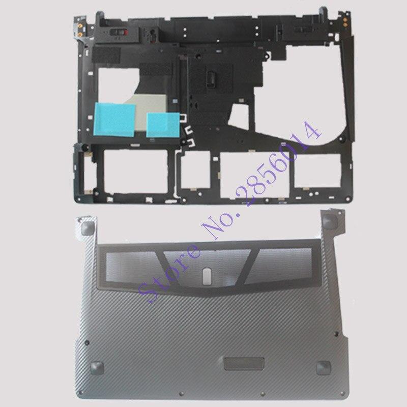 Подробнее о New For Lenovo Ideapad Y400 Y410 Y410P Laptop Bottom Base Case Cover Door AP0RQ000E0 new for lenovo ideapad y400 y410p y410 series bottom base case cover