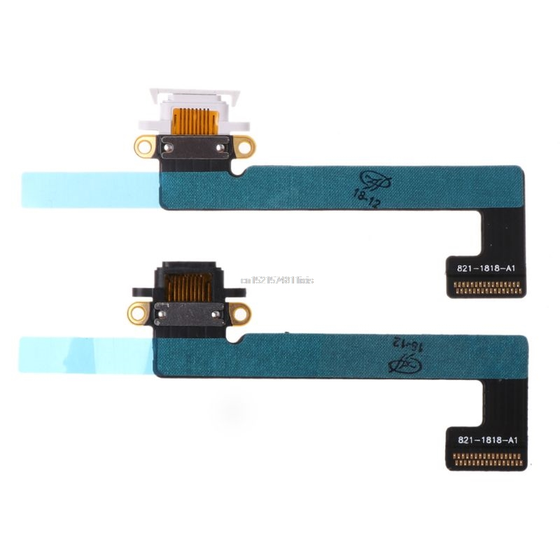 Flex Cable Charging Port Flex Charger  Connector Replacement For Apple IPad Mini2 3 A1489 A1490 A1491 A1599 A1600 A1601