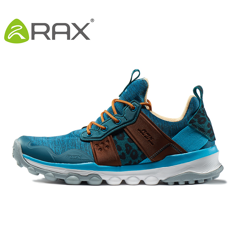 RAX 2016 Winter Outdoor Hiking Shoes For Men Breathable Sneakers For Women Warm Sport Shoes Climbing Walking Trekking Shoes Men yin qi shi man winter outdoor shoes hiking camping trip high top hiking boots cow leather durable female plush warm outdoor boot