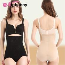 Aipbunny 2018 Hot sale Shapewear Body Waist Shapers Women Tummy Control Panties Corset Bodysuit Girdle Buttock Underwear