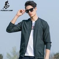 Pioneer Camp Summer Sol protección ropa hombres chaqueta ultra ligero transpirable hombres chaqueta impermeable Sol pantalla 677052