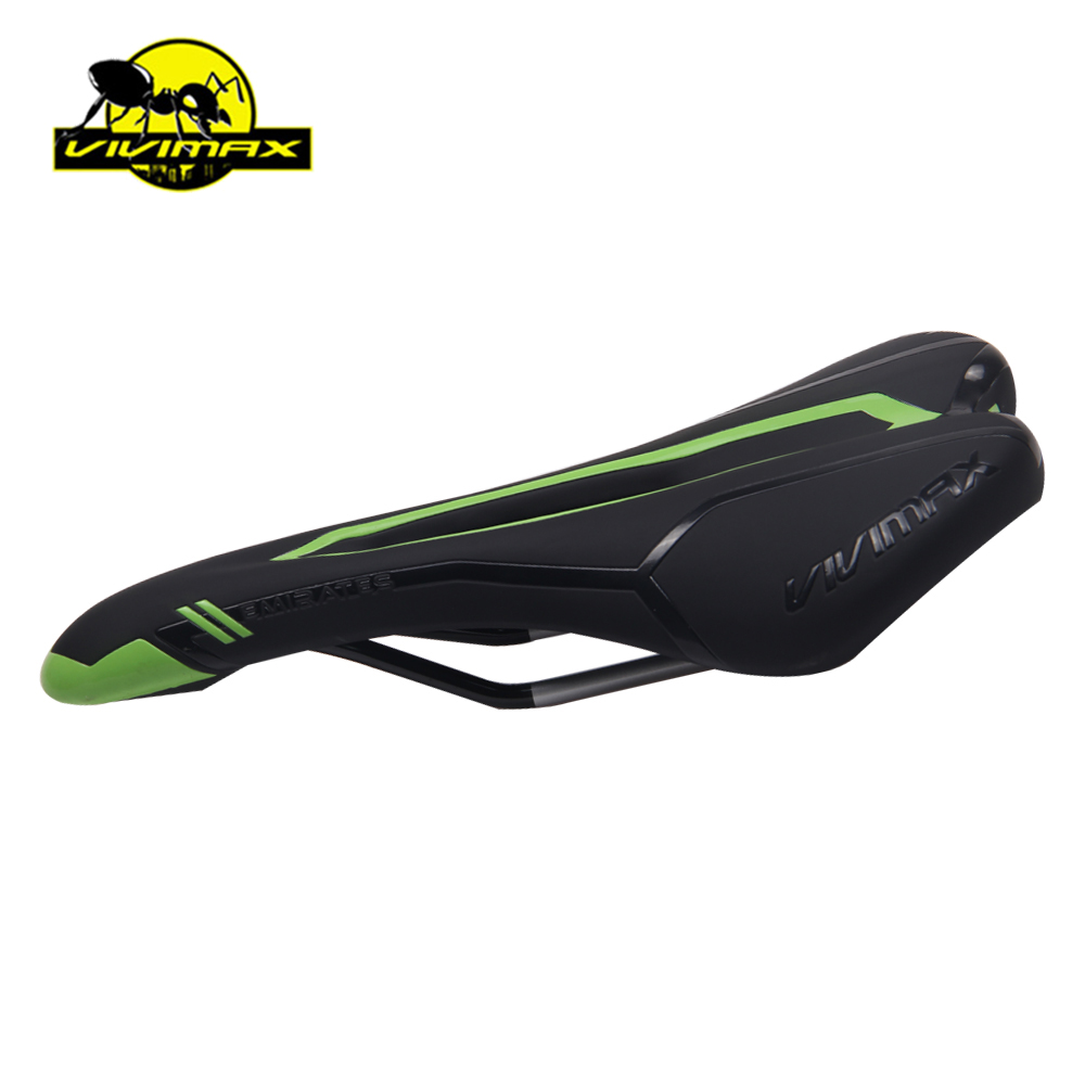 RUBAR VIVIMAX EMIRATES PLUS 3255N CR-Mo Rail Mountain Road MTB Bike Seat Bicycle Cycling Lightweight Hollow Saddle Cushion west biking bike chain wheel 39 53t bicycle crank 170 175mm fit speed 9 mtb road bike cycling bicycle crank