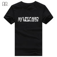 2017 Fashion Classical T Shirts Culture Letter Printed Shirts Design Tops Tees Cotton T Shirts Summer