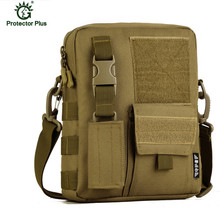 Outdoor Sport Bag Mens Tactical Shoulder Camping Equipment Military Accessories Camouflage Crossbody K44