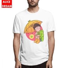 Rainy Day Mob T Shirt MenMan Geek T-Shirt Round Collar S-6XL Plus Size T-shirt Top design New Arrival shirt